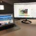 ASUSのPCモニターを導入。MacBook Airに繋いでデュアルディスプレイにした結果、快適すぎる日々です。【IPS】